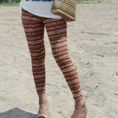 Ethnic Legging