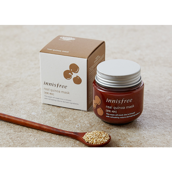 [INNISFREE] Real Quinoa Mask 100ml