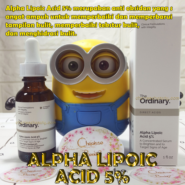 The Ordinary Alpha Lipoic Acid 5%