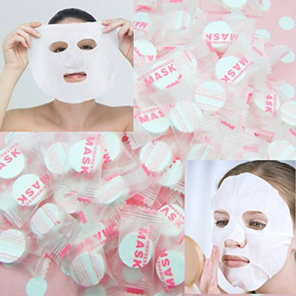 DIY Compressed Mask Sheet