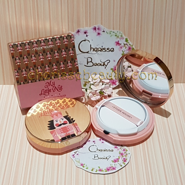 [ETUDE HOUSE] My Little Nut Any Cushion Cream Filter - Limited Edition