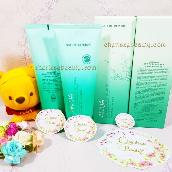 [Nature Republic] Super Aqua Max Soft Peeling Gel