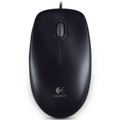 LOGITECH B100 Mouse USB Optical