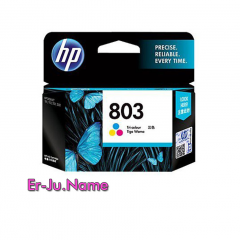 Tinta HP 803 Colour Catridge printer