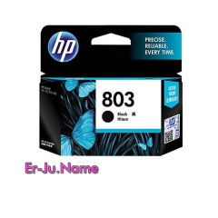 Tinta HP 803 Black Catridge