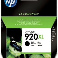 Tinta HP 920XL Black Catridge Original