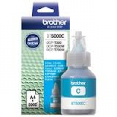 Tinta Brother BT5000 Cyan Infus Original