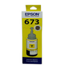 Tinta EPSON  T-6734 Yellow Original