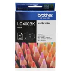 Tinta BROTHER LC-400 Black