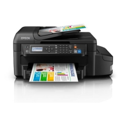 EPSON Printer L655 Multifungsi (Wireless, Fax, ADF, Duplex)