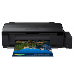Epson L1800 A3 Printer - Inkjet Infus Original ( 6 Warna )