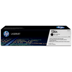 HP 126A Toner Black Original untuk Printer HP CP1025