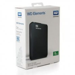 WD Elements 1TB Hardisk External