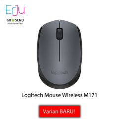 LOGITECH M171 Mouse Wireless warna Grey