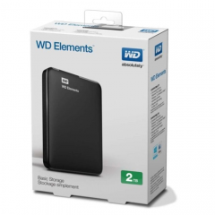 WD Elements 2TB Hardisk External