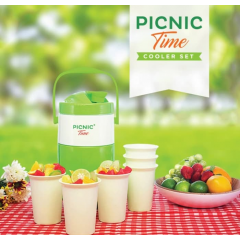Picnic Time Coller Set
