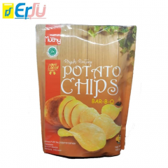 Muchy Potato Chips Local Product - BBQ