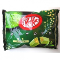 KItKat Green Tea