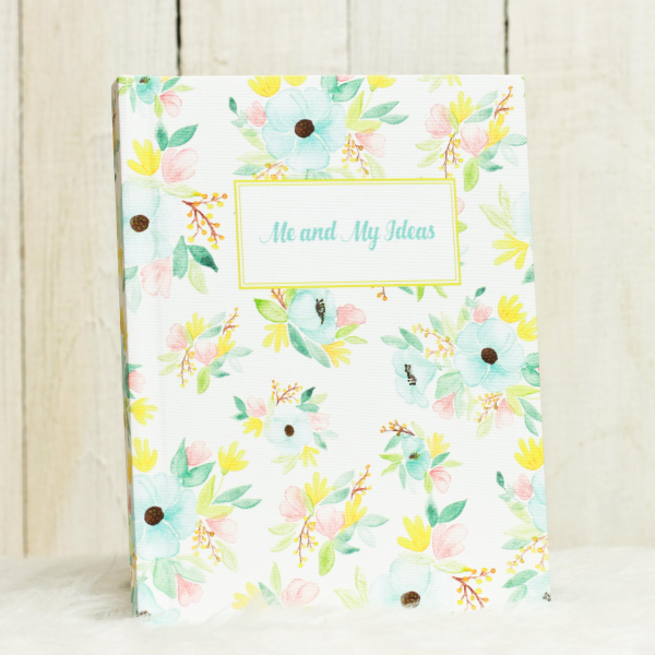 HardCover Journal Sweet baby Blue