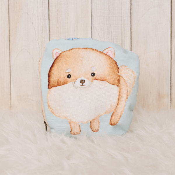 Pomerian Blue Pencil Case