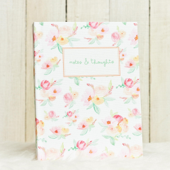 HardCover Journal Pinkish Blush