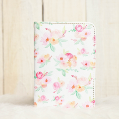 Pinkish Blush Passport Cover