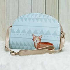 Corgy Halfmoon Bag