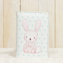 Rabbit Passport Cover