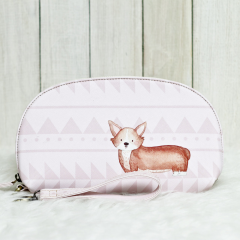 Corgy Passport Pouch