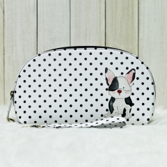 French Bulldog Passport Pouch