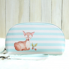 Deer Passport Pouch