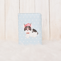Passport Cover French Bulldog