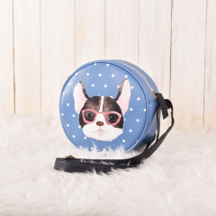French Bulldog Rounded Bag