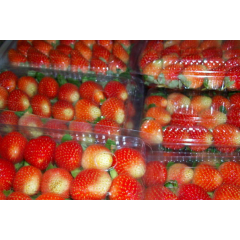 small -Strawberries/pack