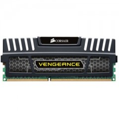 Corsair Vengeance Memory Kit 16GB Quad Channel DDR3 PC RAM (CMZ16GX3M4A1600C9)
