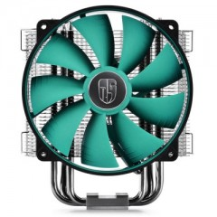 DEEPCOOL Lucifer Gamer Storm - CPU Cooler with 14cm Fan & 6 Heatpipes