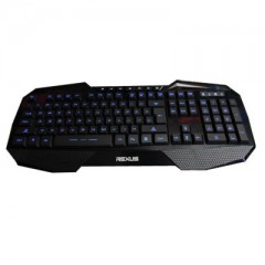 REXUS K1 Backlit Multimedia - Illuminated Gaming Keyboard