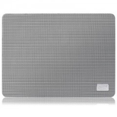 DEEPCOOL N1 Slim Metal Mesh - 15.7 inch Notebook Cooler Pad (Grey)
