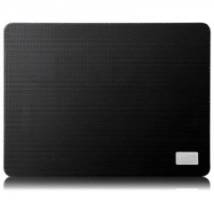 DEEPCOOL N1 Slim Metal Mesh - 15.7 inch Notebook Cooler Pad (Black)