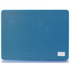 DEEPCOOL N1 Slim Metal Mesh - 15.7 inch Notebook Cooler Pad (Blue)
