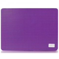 DEEPCOOL N1 Slim Metal Mesh - 15.7 inch Notebook Cooler Pad (Purple)