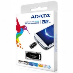 ADATA DashDrive Durable UD320 32GB - USB 2.0 OTG Combo Flash Drive