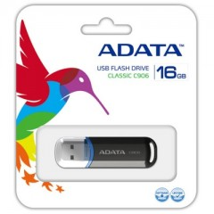 ADATA Classic Series C906 16GB - USB 2.0 Pen Cap Flash Drive