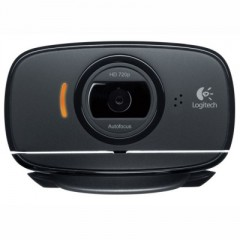 Logitech HD PC Camera C525 True 8MP - Webcam with Mic