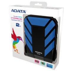 ADATA DashDrive Durable HD710 2.5 Inch 2TB - USB 3.0 External Hard Drive
