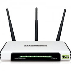 TP-LINK TL-WR941ND Wireless-N AP N300 3 Detachable Antennas - Wi-Fi Router
