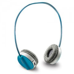 Rapoo H6020 Blue 2.4GHz - On Ear Wireless Bluetooth Stereo Headset