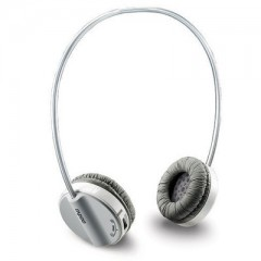 Rapoo H6020 Silver 2.4GHz - On Ear Wireless Bluetooth Stereo Headset