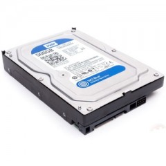 Western Digital Blue 500GB 3.5 Inch SATA3 7200 RPM Internal Desktop Hardisk