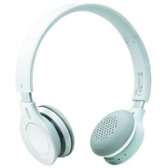 Rapoo H6060 White 2.4GHz - On Ear Wireless Bluetooth Stereo Headset